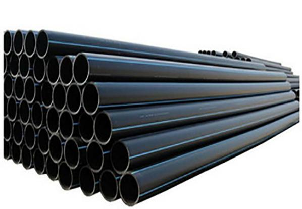 Is HDPE pipe flexible?
