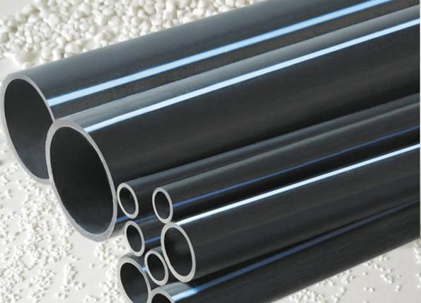 Large diameter black pipes and their prices