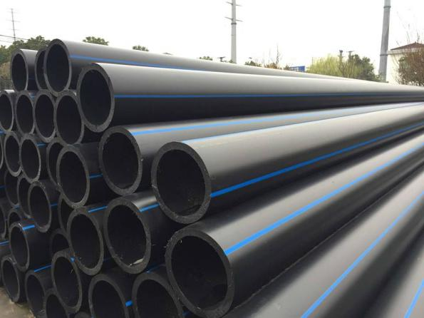 Biggest sizes of HDPE pipes