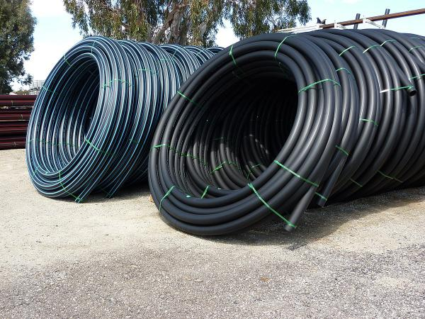 Advantages of using PE pipes